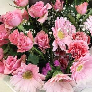 結婚のお祝い(花束)02